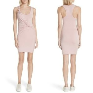 T by Alexander Wang Knotted Tank Dress L